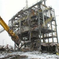 Enhanced Coal Processing Plant Demolition 5