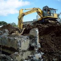 Hilo Hospital Demolition 06