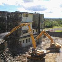 Hilo Hospital Demolition 12