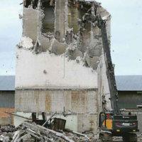 Jack Thomas Grain Facility Decommissioning 01