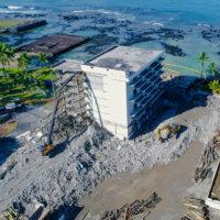 Keauhou Beach Hotel Demolition 01 Header