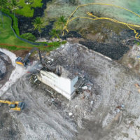Keauhou Beach Hotel Demolition 05