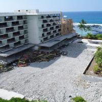 Keauhou Beach Hotel Demolition 10