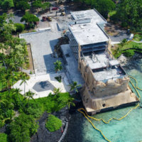 Keauhou Beach Hotel Demolition 11