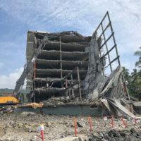 Keauhou Beach Hotel Demolition 14