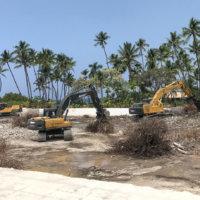Keauhou Beach Hotel Demolition 17