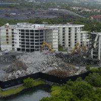 Kona Lagoon Hotel Demolition 01 Header
