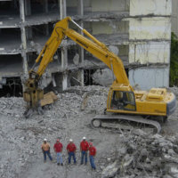 Kona Lagoon Hotel Demolition 04
