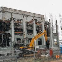 Lincoln Steam Plant Demolition 04