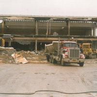 Lloyd Center Demolition 5