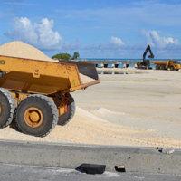Midway Atoll Soil Remediation 12