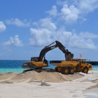 Midway Atoll Soil Remediation 14