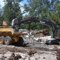 Midway Atoll Soil Remediation 22