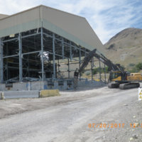 Molybdenum Processing Facility Decommissioning 03