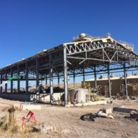 Molybdenum Processing Facility Decommissioning 11