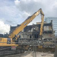 OHSU School of Dentistry Demolition 17