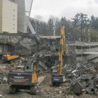 OHSU School of Dentistry Demolition 23