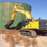 Retail Fertilizer Plant Demolition 2