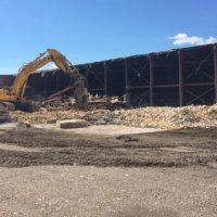 Retail Fertilizer Plant Demolition 3
