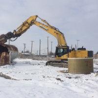 Retail Fertilizer Plant Demolition 6