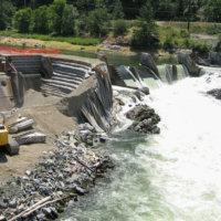 Savage Rapids Dam Removal 3