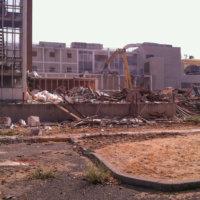 St. Anthony's Hospital Demolition 1 Header