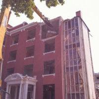 St. Anthony's Hospital Demolition 2