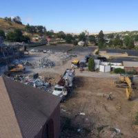 St. Anthony's Hospital Demolition 4