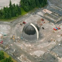 Trojan Containment Dome Decommissioning 12