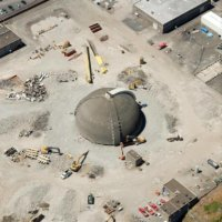 Trojan Containment Dome Decommissioning 14