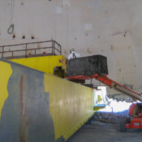 Trojan Containment Dome Decommissioning 25