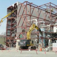 Umatilla Chemical Weapons Incinerator Demolition 01
