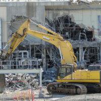 Umatilla Chemical Weapons Incinerator Demolition 02