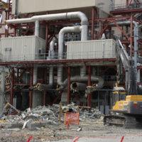 Umatilla Chemical Weapons Incinerator Demolition 03
