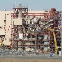 Umatilla Chemical Weapons Incinerator Demolition 04