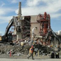 Umatilla Chemical Weapons Incinerator Demolition 05
