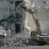 Umatilla Chemical Weapons Incinerator Demolition 06