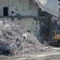 Umatilla Chemical Weapons Incinerator Demolition 07