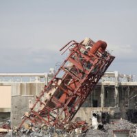 Umatilla Chemical Weapons Incinerator Demolition 08