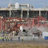 Umatilla Chemical Weapons Incinerator Demolition 09