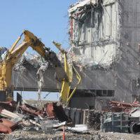 Umatilla Chemical Weapons Incinerator Demolition 10