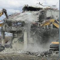 Umatilla Chemical Weapons Incinerator Demolition 11