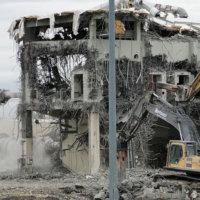 Umatilla Chemical Weapons Incinerator Demolition 12