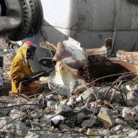 Umatilla Chemical Weapons Incinerator Demolition 13