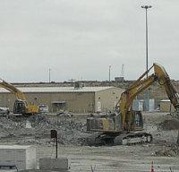 Umatilla Chemical Weapons Incinerator Demolition 14