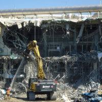 Umatilla Chemical Weapons Incinerator Demolition 16