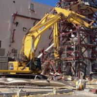 Umatilla Chemical Weapons Incinerator Demolition 20