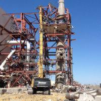 Umatilla Chemical Weapons Incinerator Demolition 22