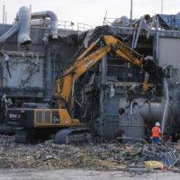 Umatilla Chemical Weapons Incinerator Demolition 23