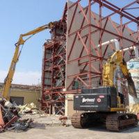 Umatilla Chemical Weapons Incinerator Demolition 28